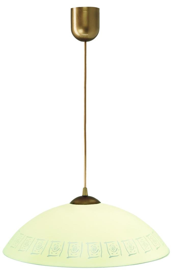 Klasyczna Lampa Wiszaca