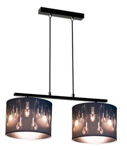Minimalistyczna Lampa Wisząca Izyda 2 small 1