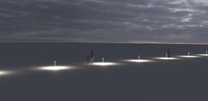 Lampa przenośna Platek - NAIL LED 3000K 93 °     small 9