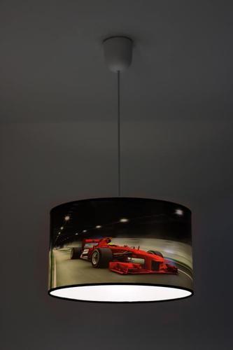 Nowoczesna Lampa Wisząca Race
