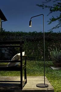 Lampa zewnętrzna podłogowa Platek - Flamingo 3000K small 1