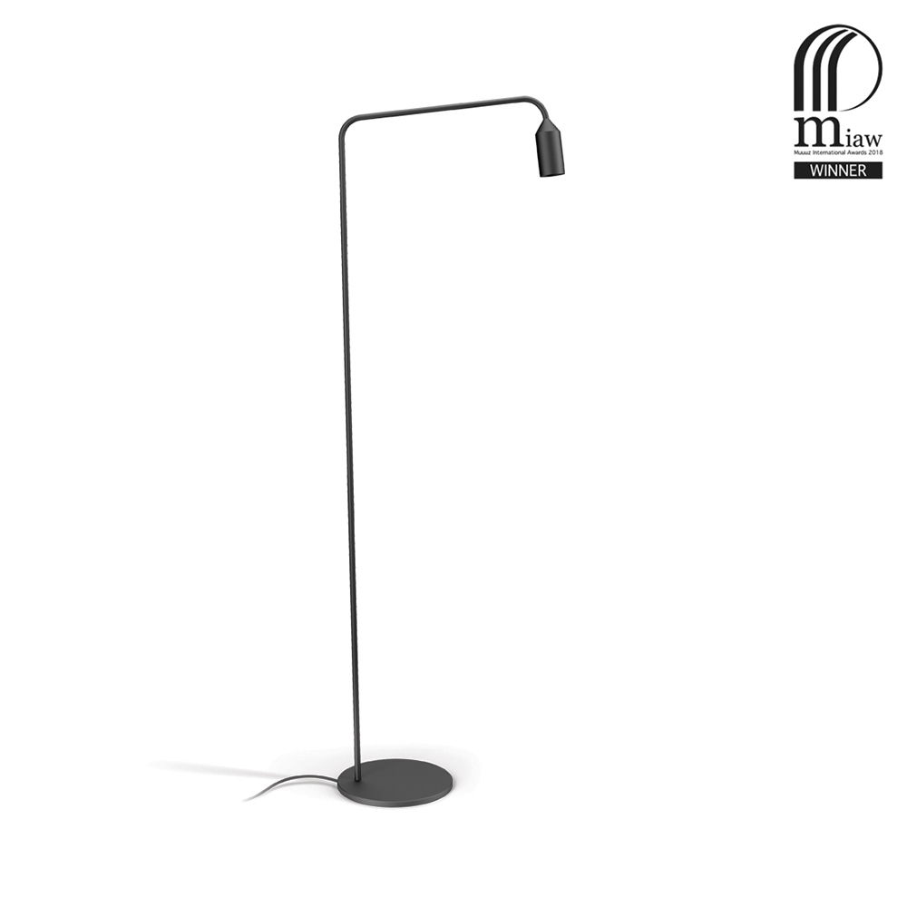 Lampa zewnętrzna podłogowa Platek - Flamingo 3000K