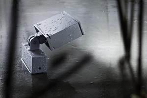 Mały naświetlacz Platek TARGET - 4 LED 3000K 9 °     small 3