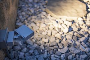 Mały naświetlacz Platek TARGET - 4 LED 3000K 9 °     small 2