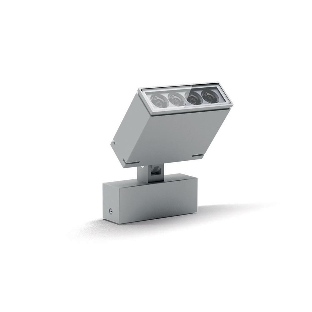 Mały naświetlacz Platek TARGET - 4 LED 3000K 9 °