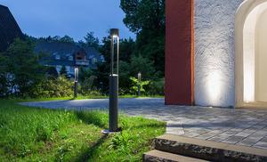 Latarnia ogrodowa Platek - TRIS COB LED 3000K small 5
