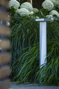 Słupek ogrodowy Platek BLEND - 8 LED 3000K matowy small 6