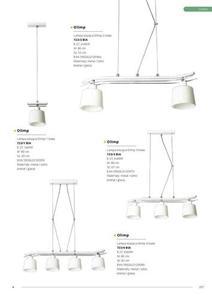 Klasyczna Lampa Sufitowa Olimp 4 Czarna small 6