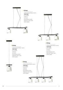 Klasyczna Lampa Sufitowa Olimp 4 Czarna small 7