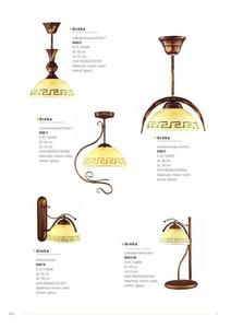 Klasyczna Lampa Wisząca Greka 1 small 2