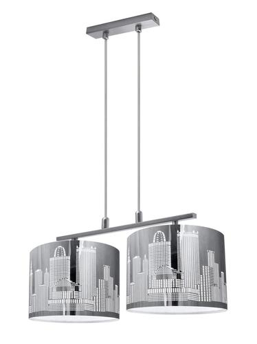 Designerska Lampa Wisząca City 2