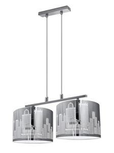 Designerska Lampa Wisząca City 2 small 0