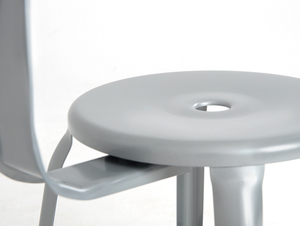 Krzesło SOHO - biały small 4