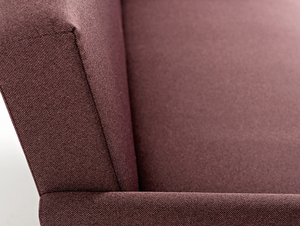 Sofa REDEN 2 os. - hematyt(ml69), naturalny small 4