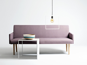 Sofa REDEN 3 os. - ametyst(ml61), naturalny small 2