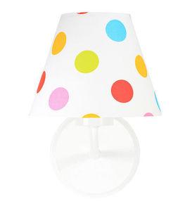 Kinkiet stożek w kolorowe kropki Raggio E27 60W dla dzieci small 0