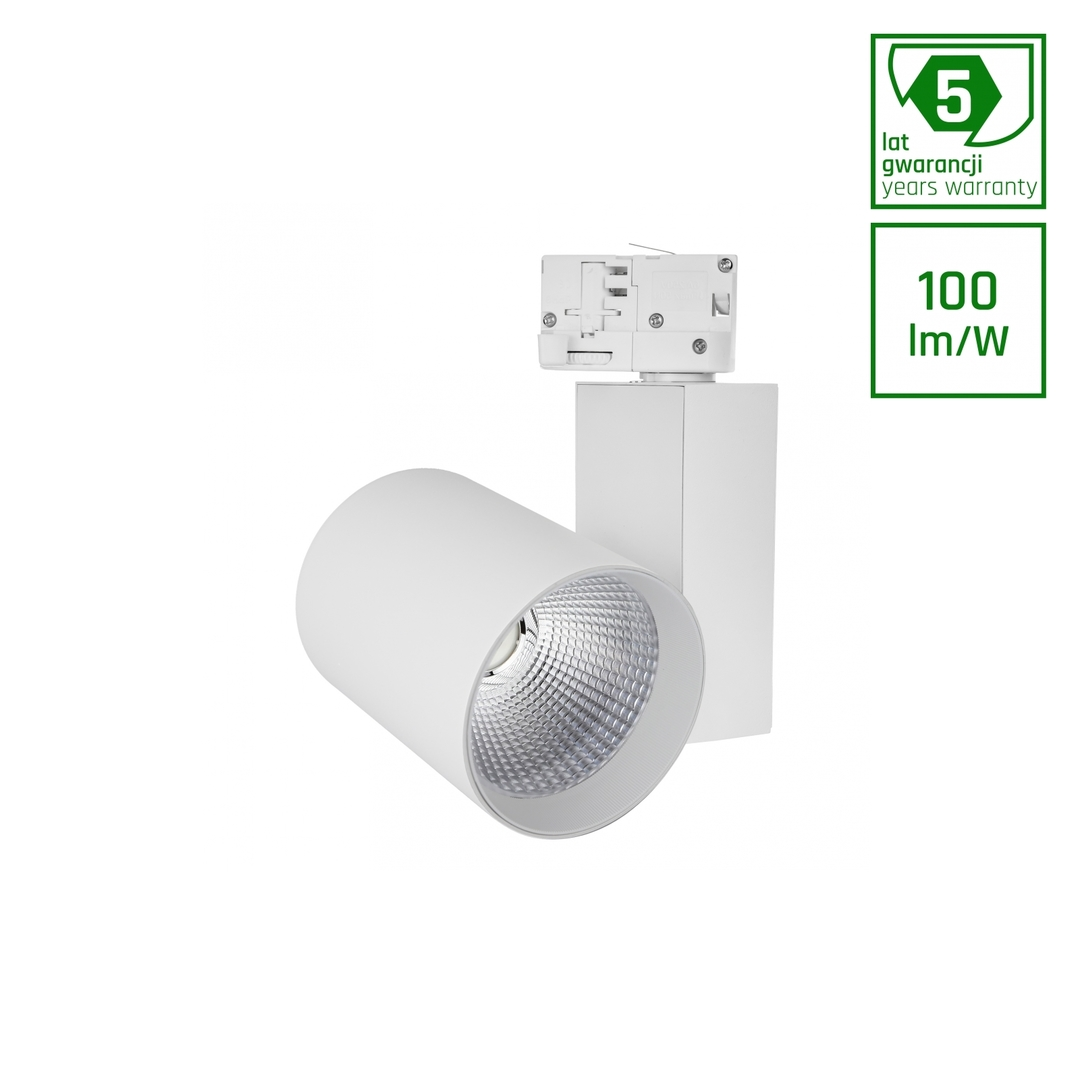 Mdr Gemina 1 930 19w 230v 40st White
