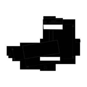 Mdr Branta 935 10w 230v 60st Black Bbl small 1