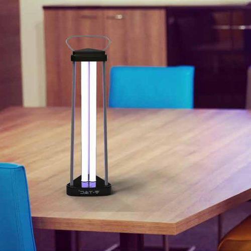 Lampa Bakteriobójcza Wirusobójcza 38W 60m2 UVC OZON + 10 maseczek bawełnianych