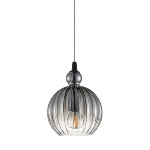 Nowoczesna Lampa Wisząca Biron E27 small 0