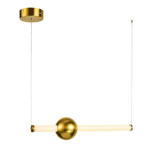 Miedziana Lampa Wisząca Halling LED
