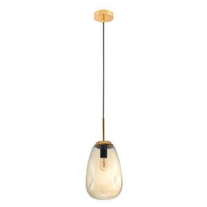 Złota Lampa Wisząca Lapola E27 small 1