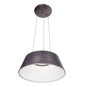 Brązowa Lampa Wisząca Lunga LED small 2