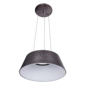 Brązowa Lampa Wisząca Lunga LED small 0