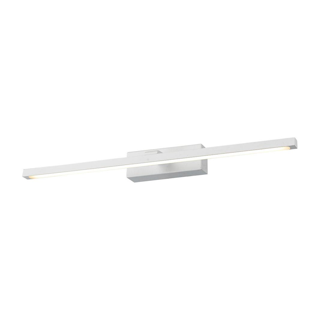 Nowoczesny Biały Kinkiet Nertus LED