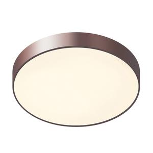 Nowoczesny Brązowy Plafon Orbital LED small 2