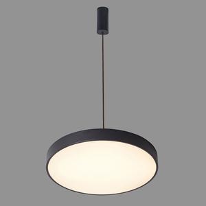 Czarna Lampa Wisząca Orbital LED small 1