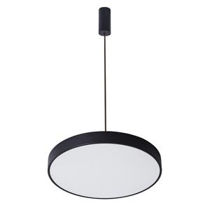 Czarna Lampa Wisząca Orbital LED small 0