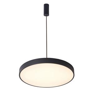 Czarna Lampa Wisząca Orbital LED small 2
