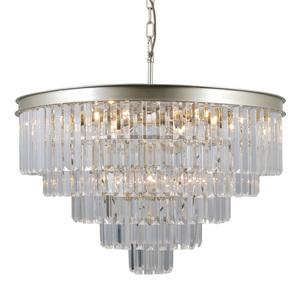 Złota Lampa Wisząca Verdes E14 11-punktowa small 1