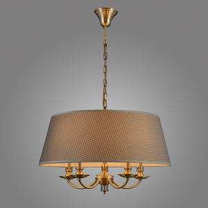 Klasyczna Lampa Wisząca Zanobi E14 5-punktowa small 1