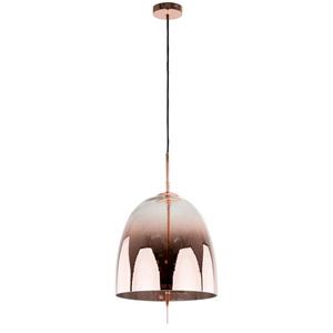 Miedziana Lampa Wisząca Alan E14 3-punktowa small 2