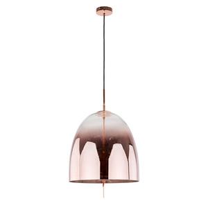 Miedziana Lampa Wisząca Alan E14 4-punktowa small 2