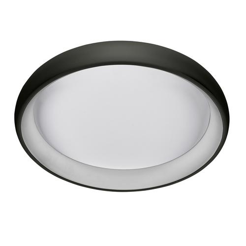 Czarna Lampa Wisząca Alessia LED