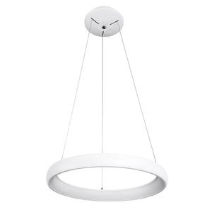 Biała Lampa Wisząca Alessia LED small 0
