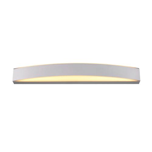 Nowoczesny Biały Kinkiet Arc LED