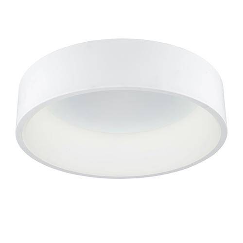 Biały Nowoczesny Plafon Chiara LED