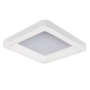 Biały Nowoczesny Plafon Giacinto LED small 0