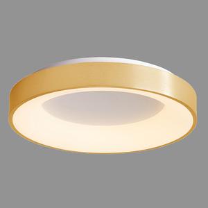 Złoty Nowoczesny Plafon Giulia LED small 1