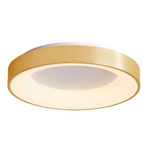 Złoty Nowoczesny Plafon Giulia LED small 2