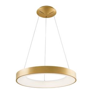 Złota Lampa Wisząca Giulia LED small 2
