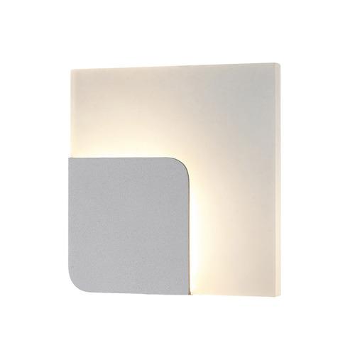 Nowoczesny Biały Kinkiet Lorelei LED
