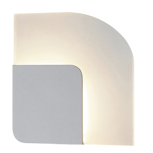 Biały Nowoczesny Kinkiet Lorelei LED