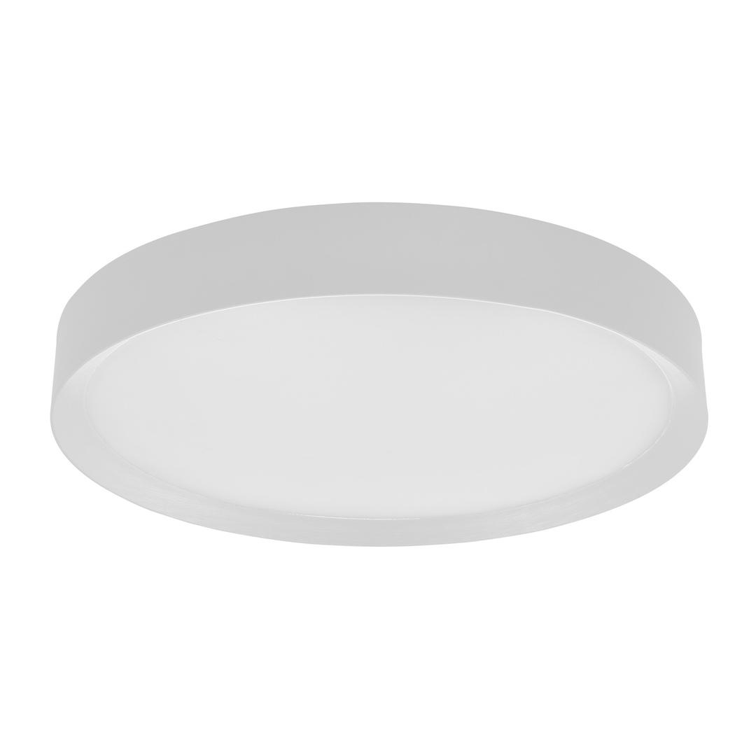 Nowoczesny Biały Plafon Marcela LED