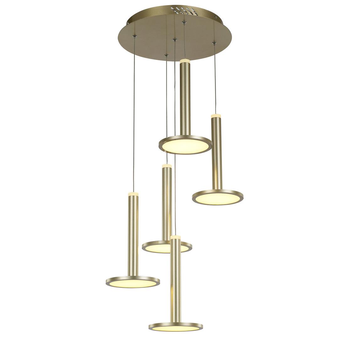 Nowoczesna Lampa Wisząca Oliver LED