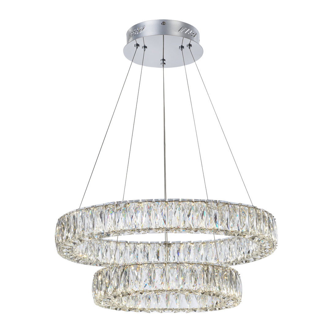 Nowoczesna Lampa Wisząca Perla LED